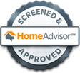 HomeAdvisor Screened & Approved Company