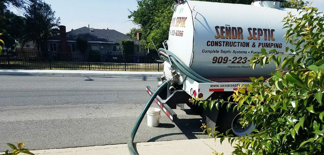 Highland, CA Septic Tank Cleaning