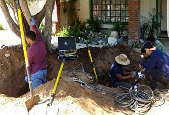 Septic System Inspection Rialto, CA